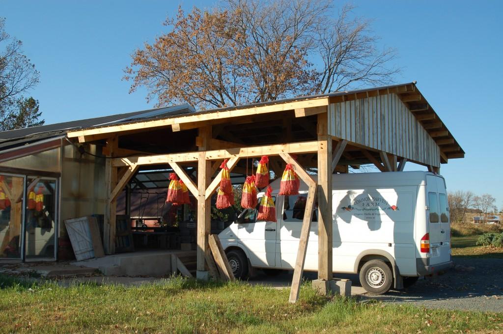 Common Harvest Farm Harvest Shed Addition