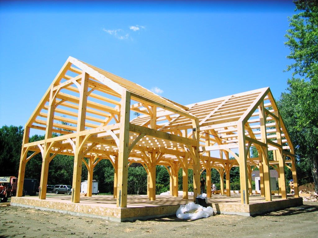South Dakota Residence Frame