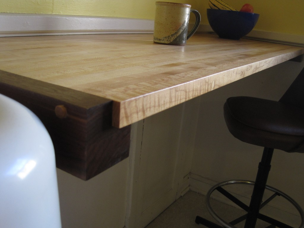 Maple Countertop