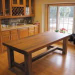 Barnwood Oak Table
