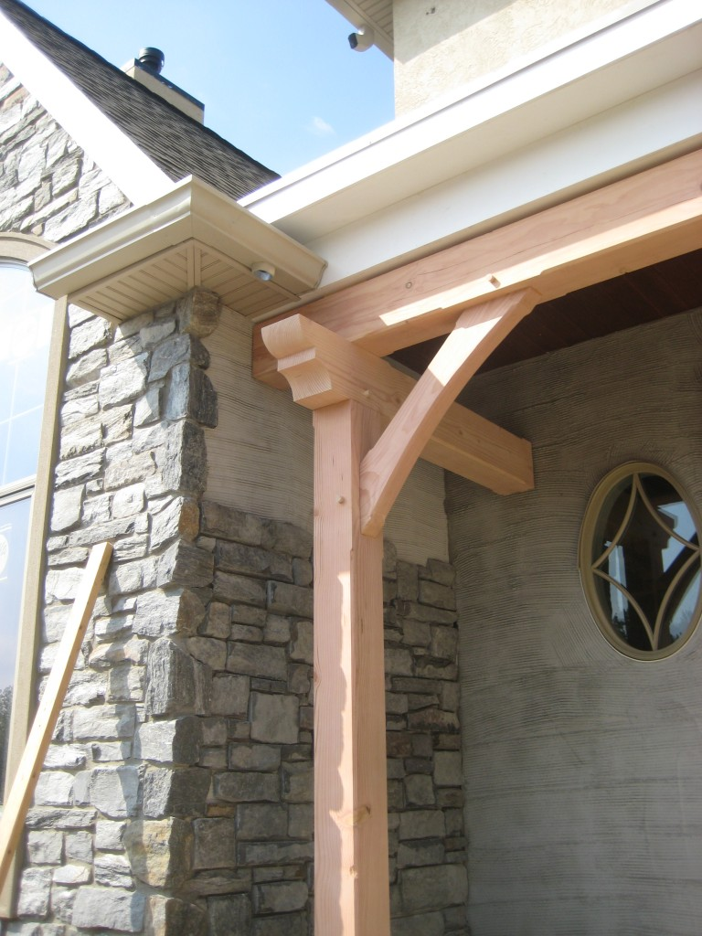Conshohocken Timber Entry